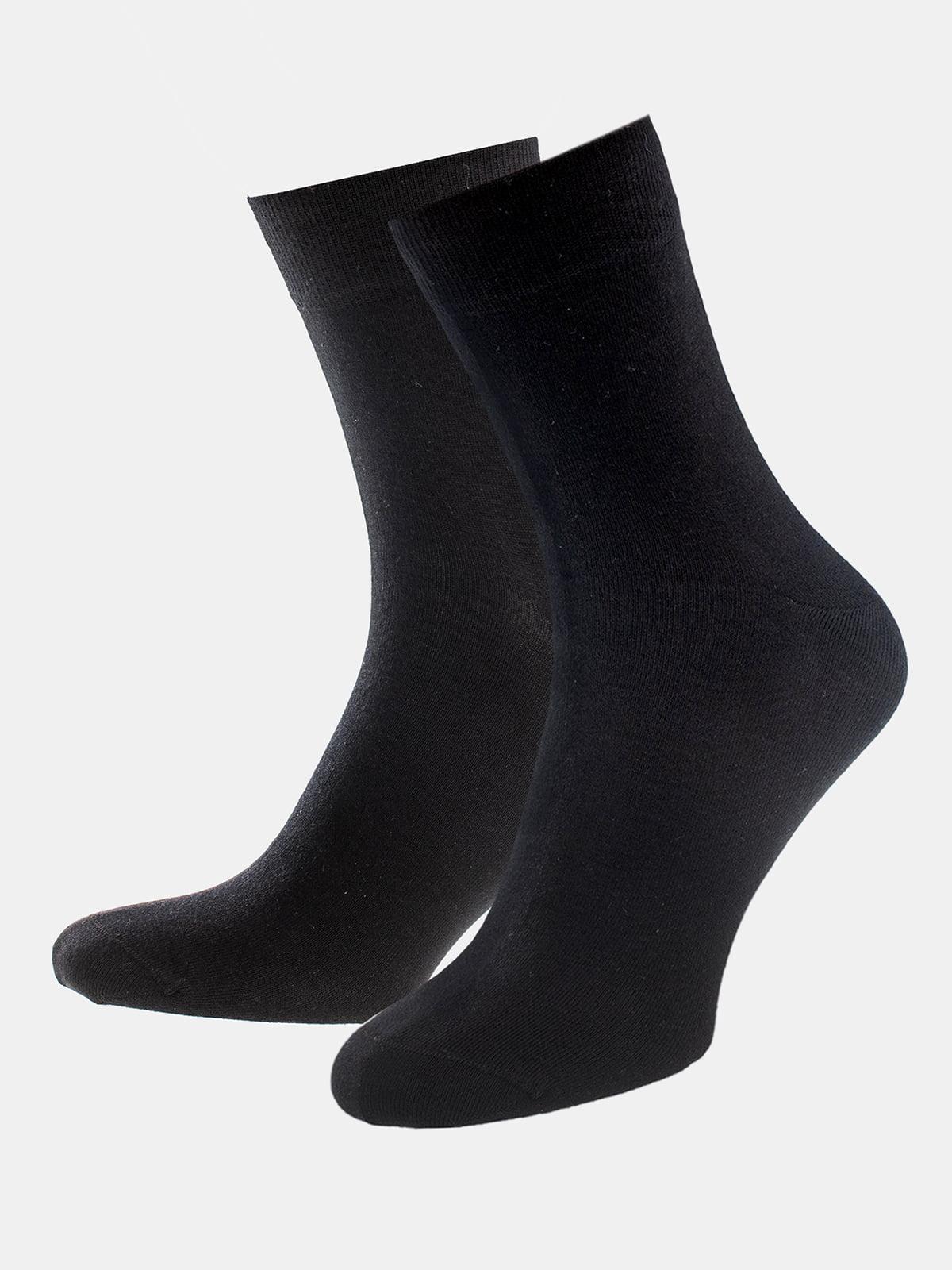 Шкарпетки чорні | 5546872
