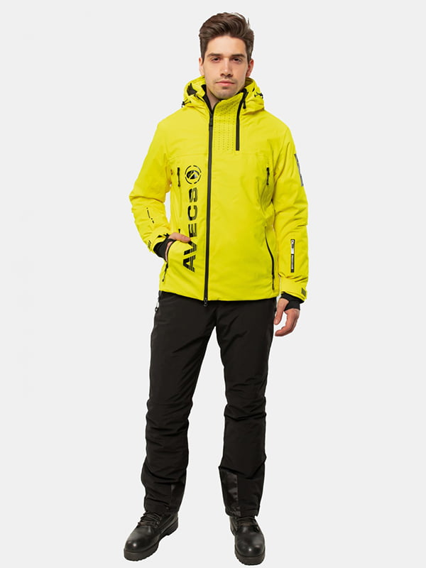 Куртка лимонного цвета | 5546855