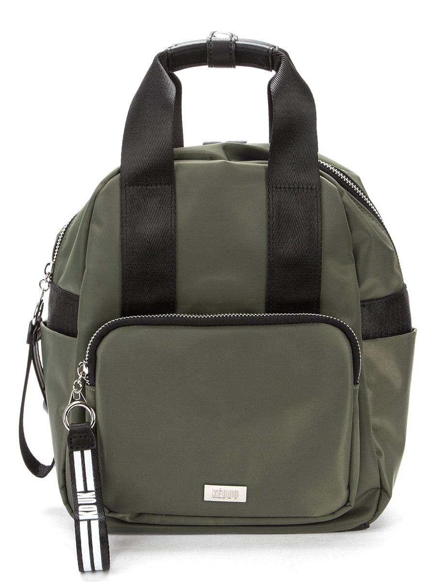 Рюкзак кольору хакі | 5547136