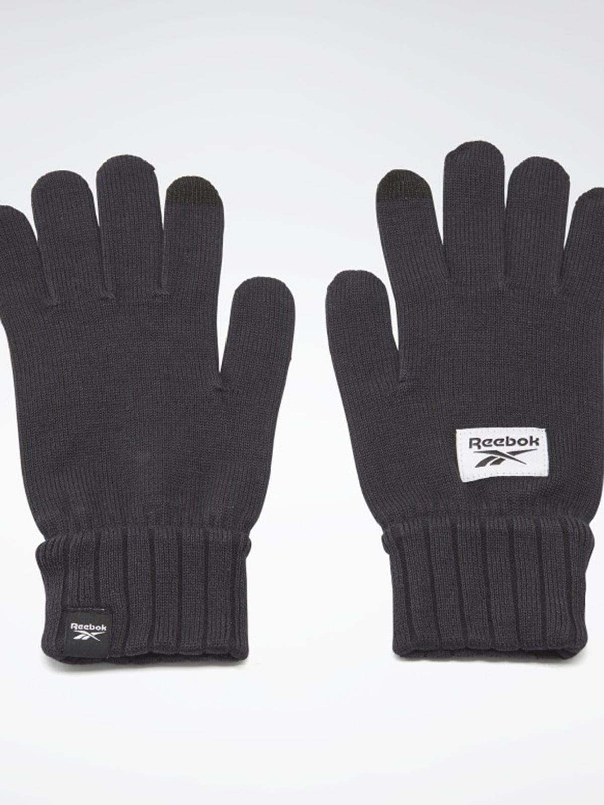 Перчатки для тренировок черные   5536657