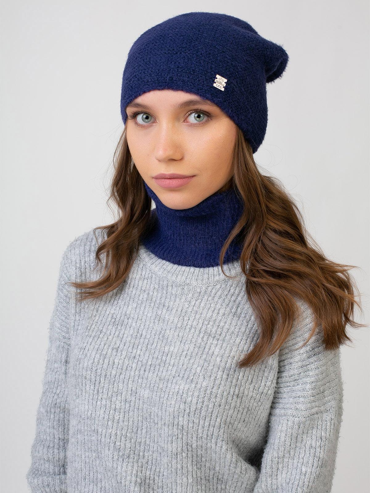 Комплект: шапка і шарф-снуд | 5541120