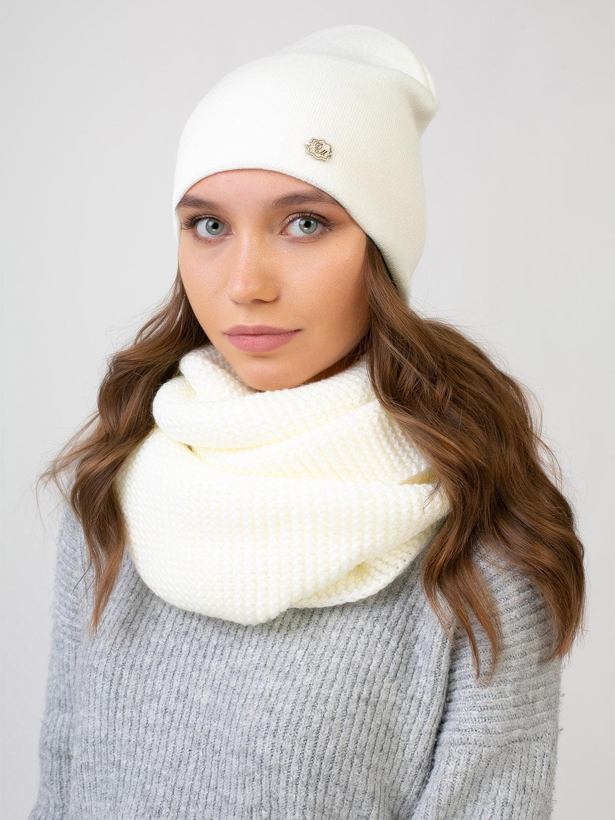Комплект: шапка і шарф-снуд | 5541091