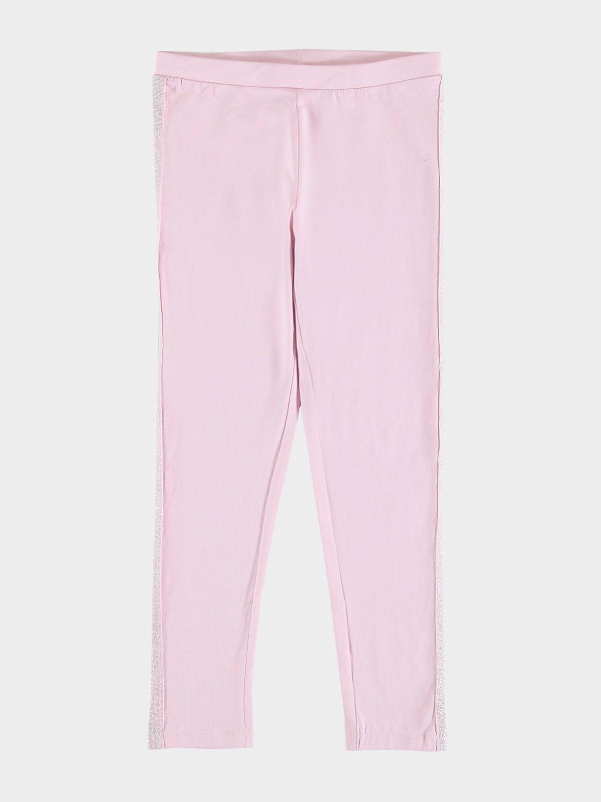 Леггинсы розовые | 5547335
