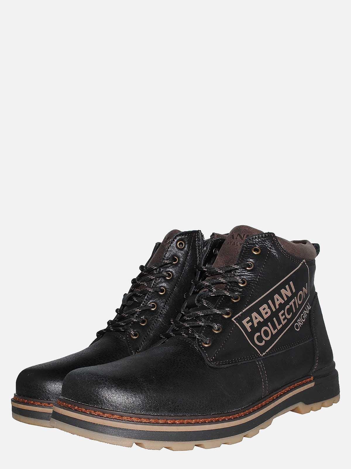 Черевики чорні | 5541587