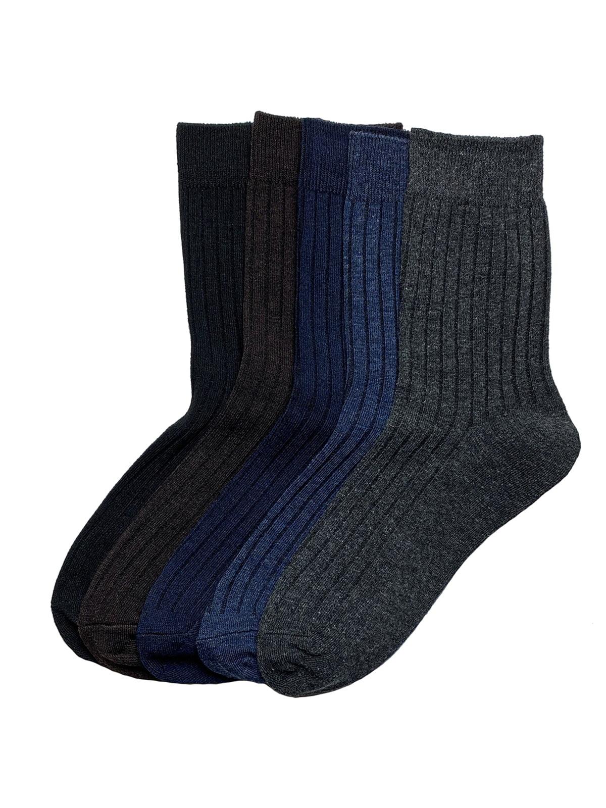 Набор носков (5 пар)   5548578