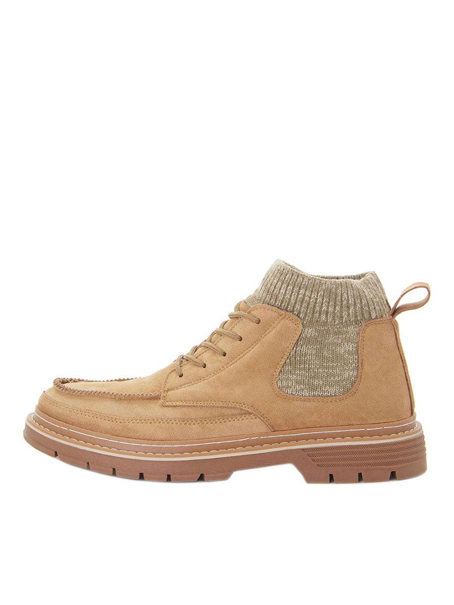 Ботинки коричневые | 5548970