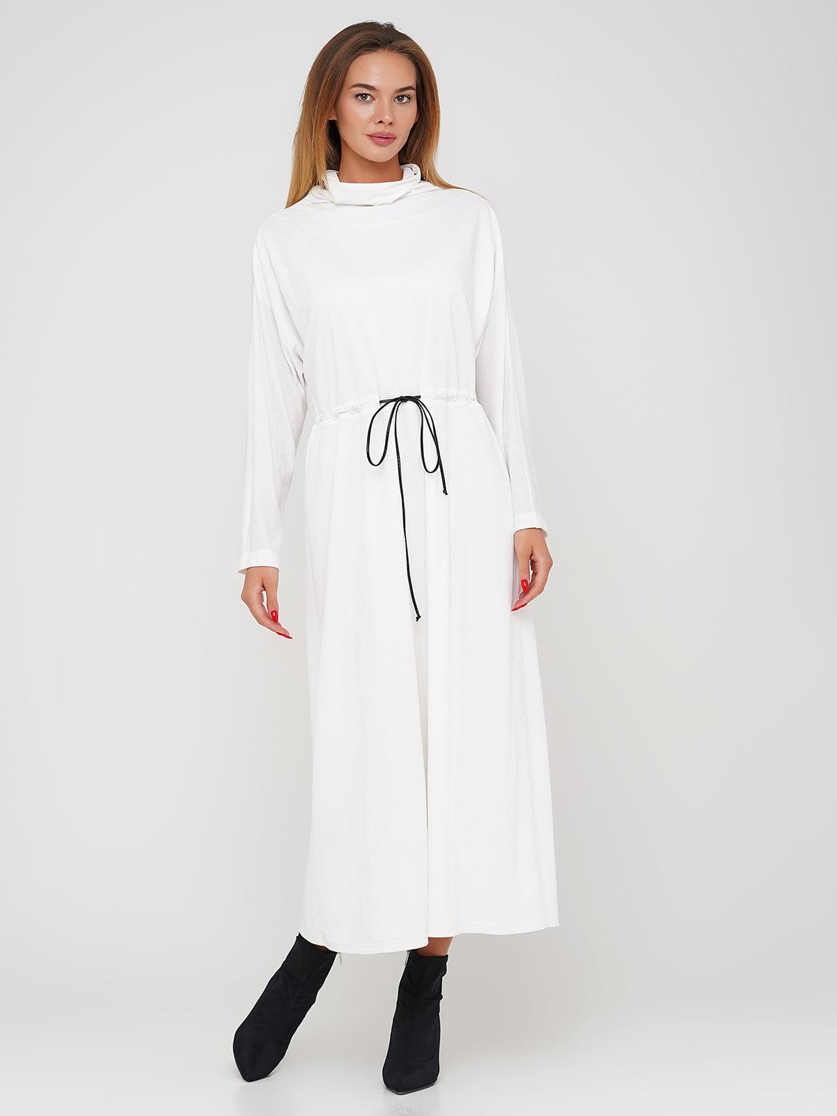 Платье белое | 5550982