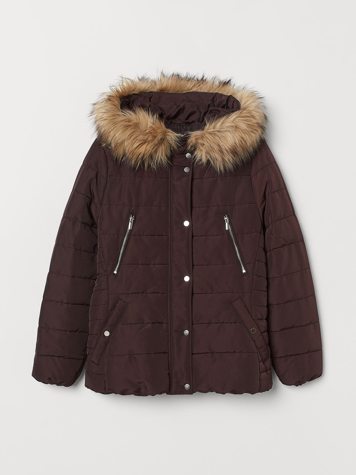 Куртка темно-коричневая | 5551976