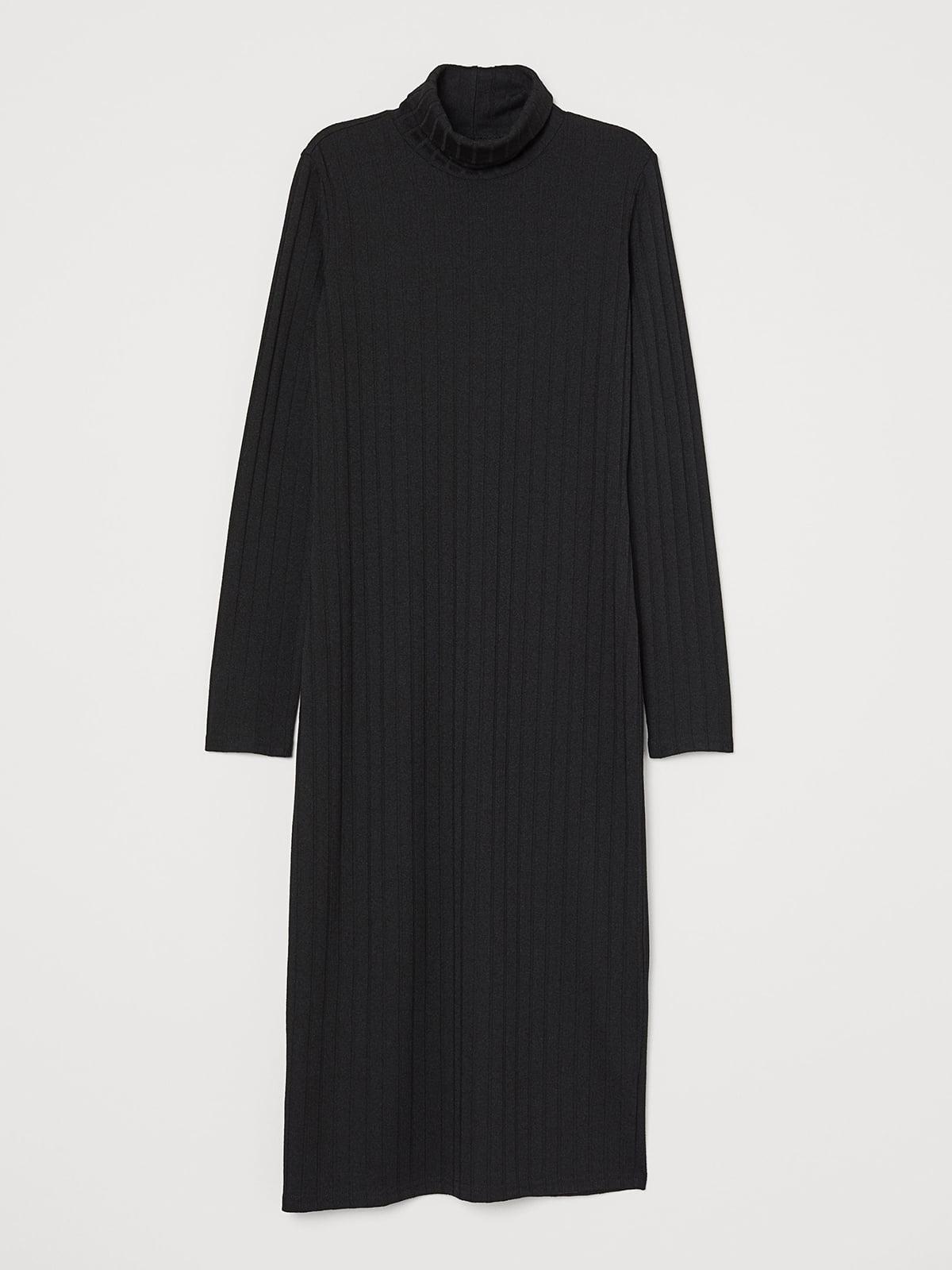 Платье черное | 5552065