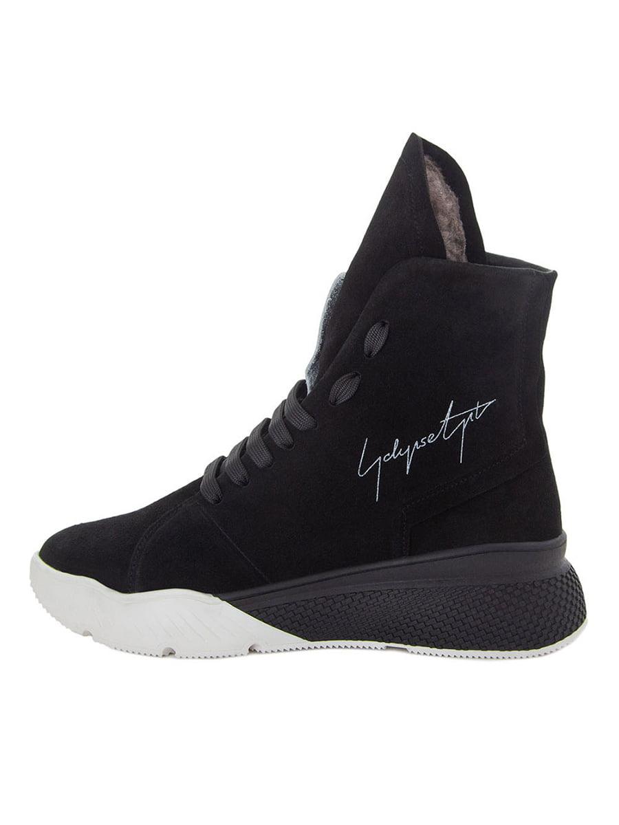 Ботинки черные | 5554155