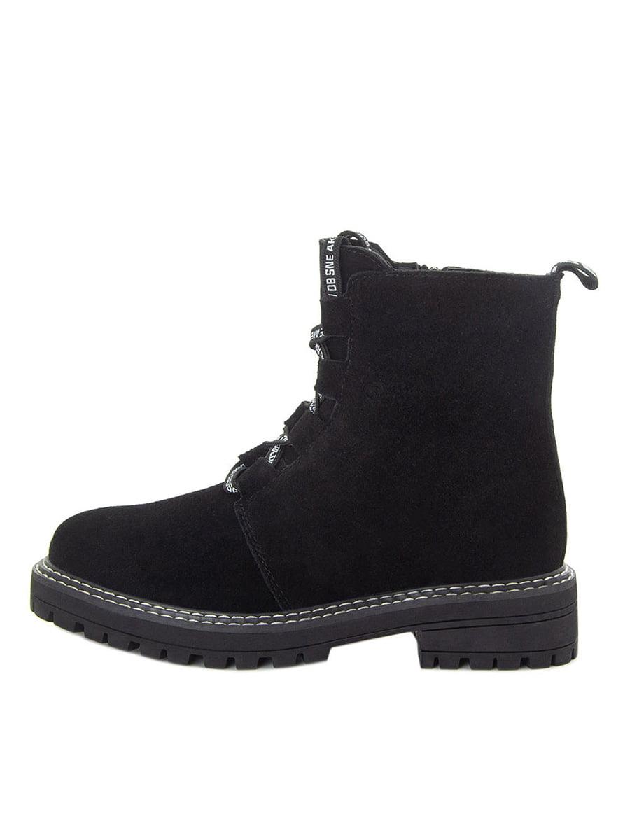 Ботинки черные | 5554162