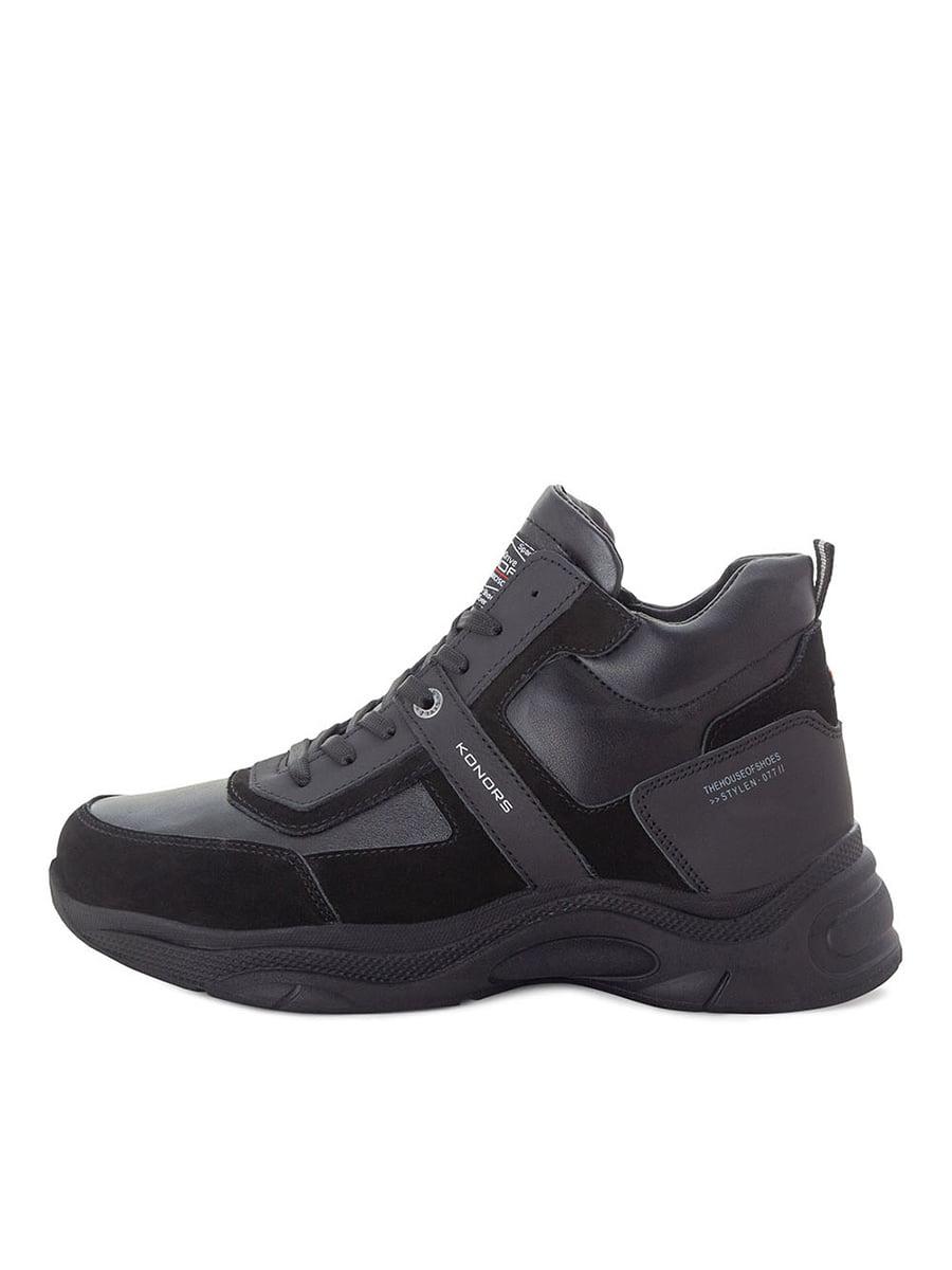 Ботинки черные | 5554204