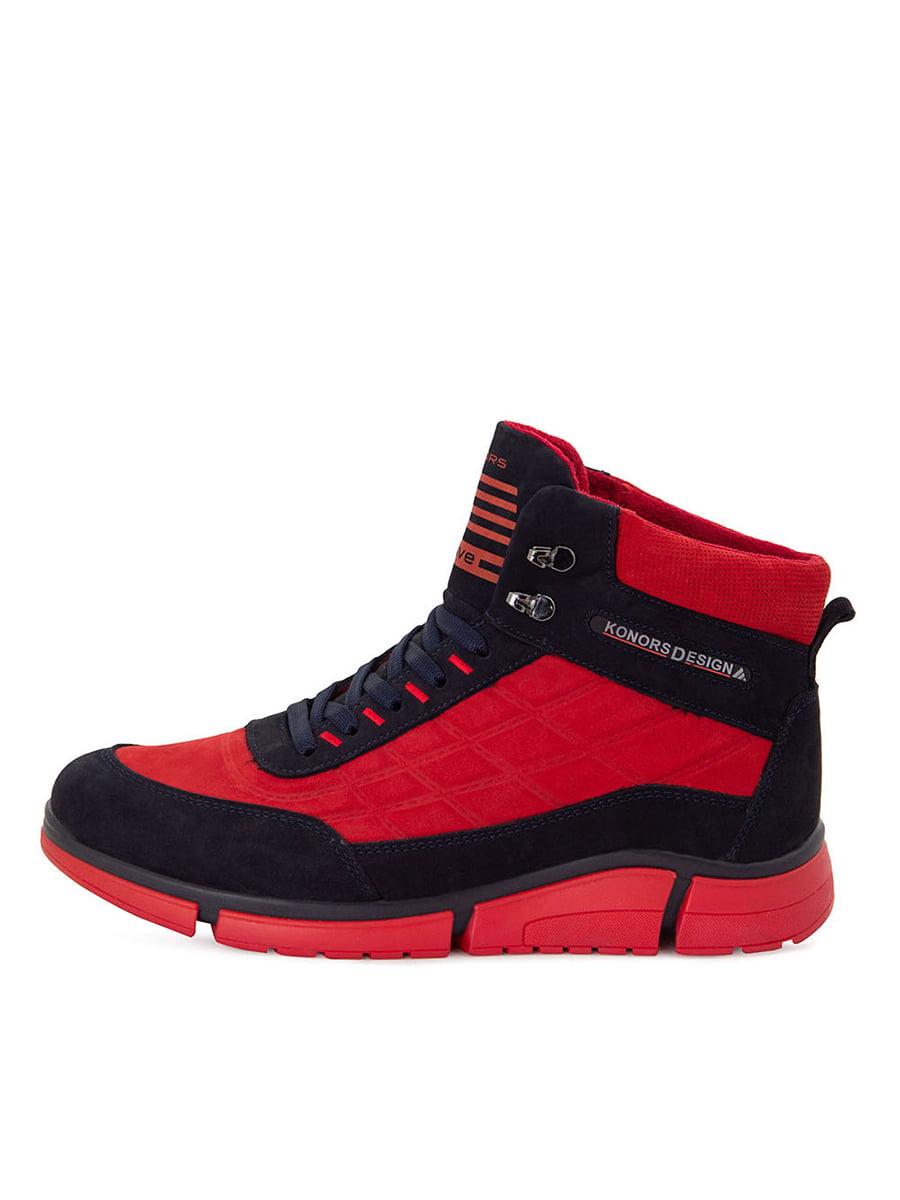 Ботинки красные | 5554224