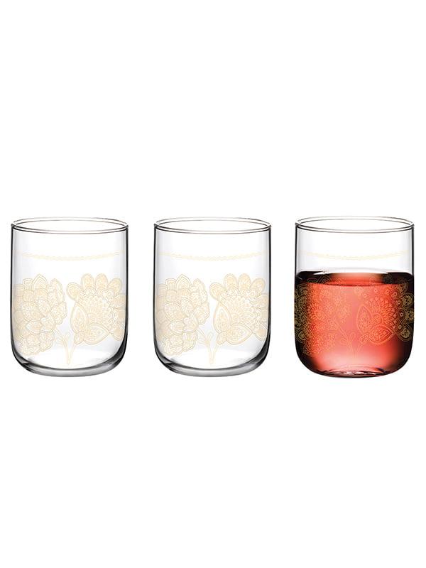 Набір склянок (270 мл; 3 шт) | 5555145