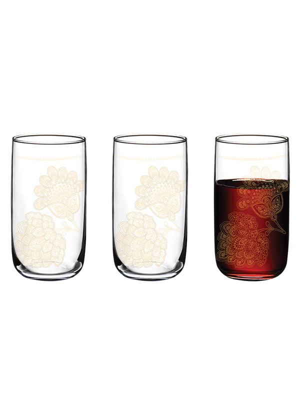 Набір склянок (365 мл; 3 шт)   5555153