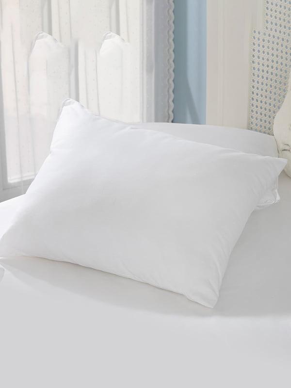 Подушка з силіконом (35х45) | 5555208
