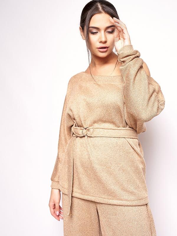 Костюм: блуза і штани | 5560710