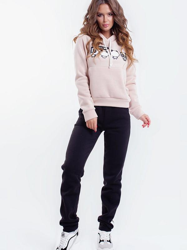 Костюм: худи и брюки | 5560849