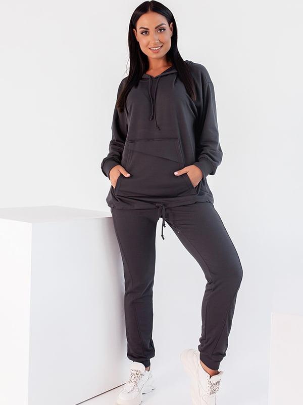 Костюм: худи и брюки | 5560872