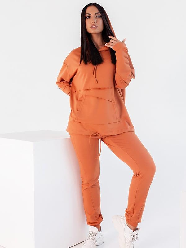 Костюм: худи и брюки | 5560874