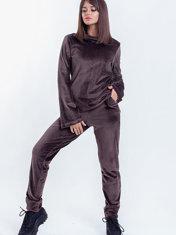 Костюм: свитшот и брюки | 5560903