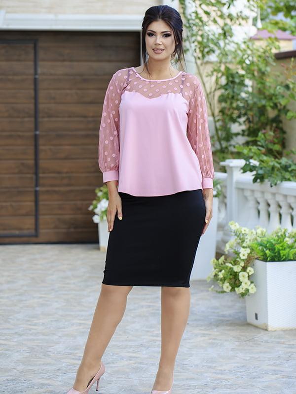 Костюм: блуза і спідниця | 5560909