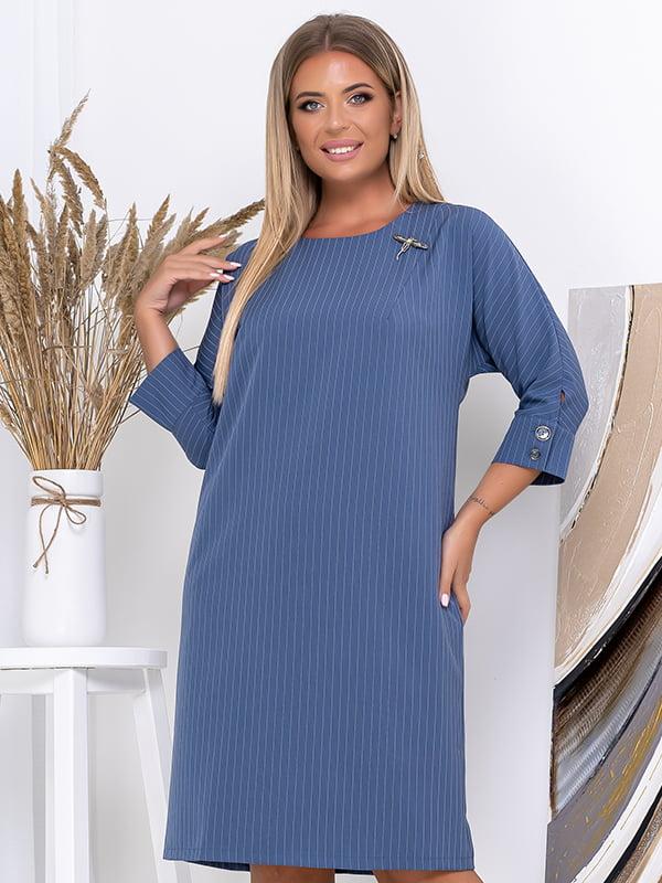 Сукня синя | 5560976