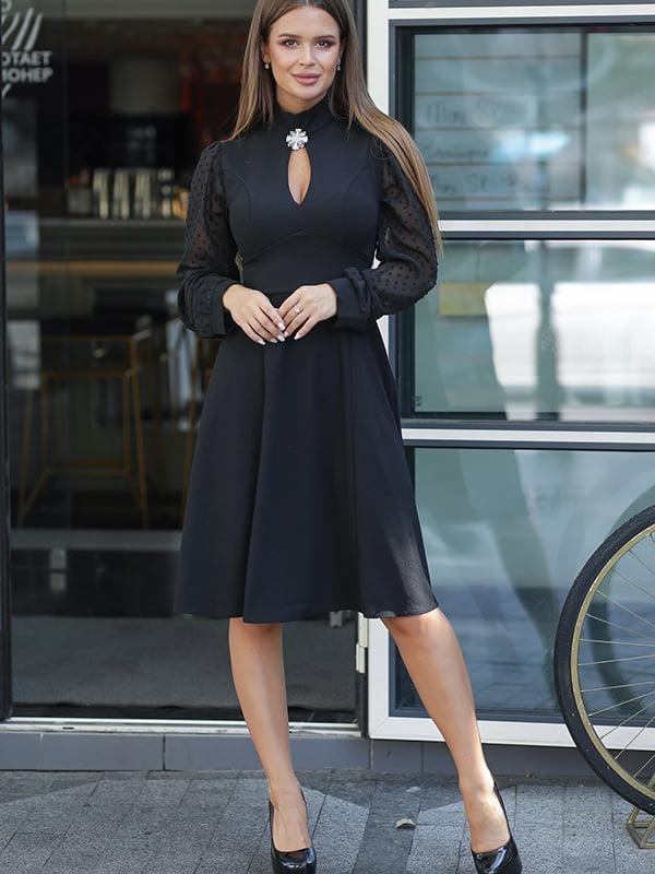 Сукня чорна | 5561014