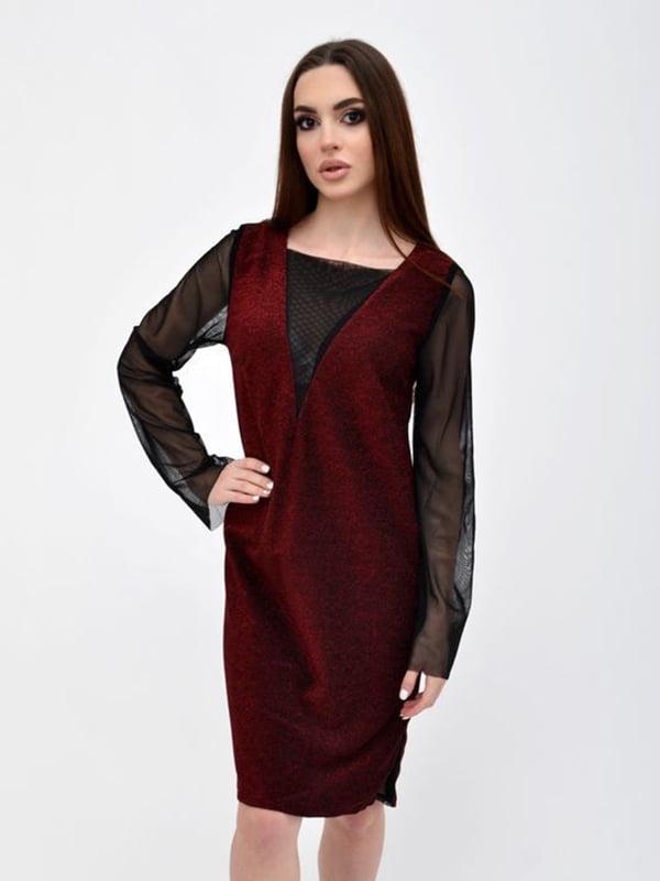 Платье двухцветное   5323059