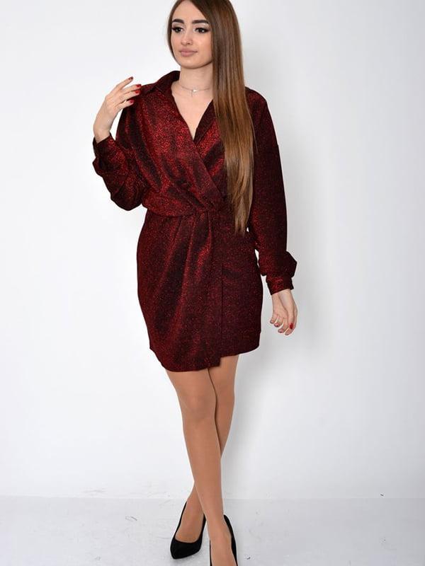 Платье красное | 5323070