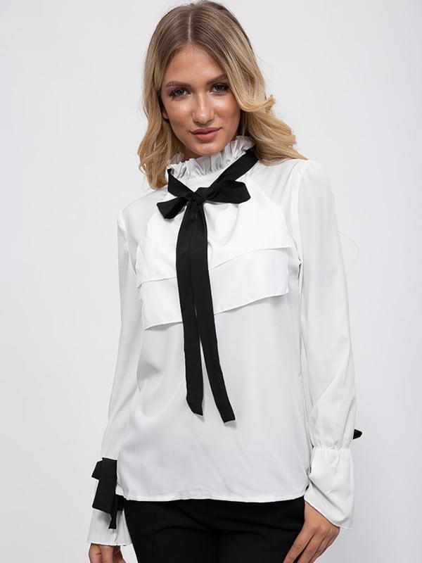 Блуза белая | 5553641