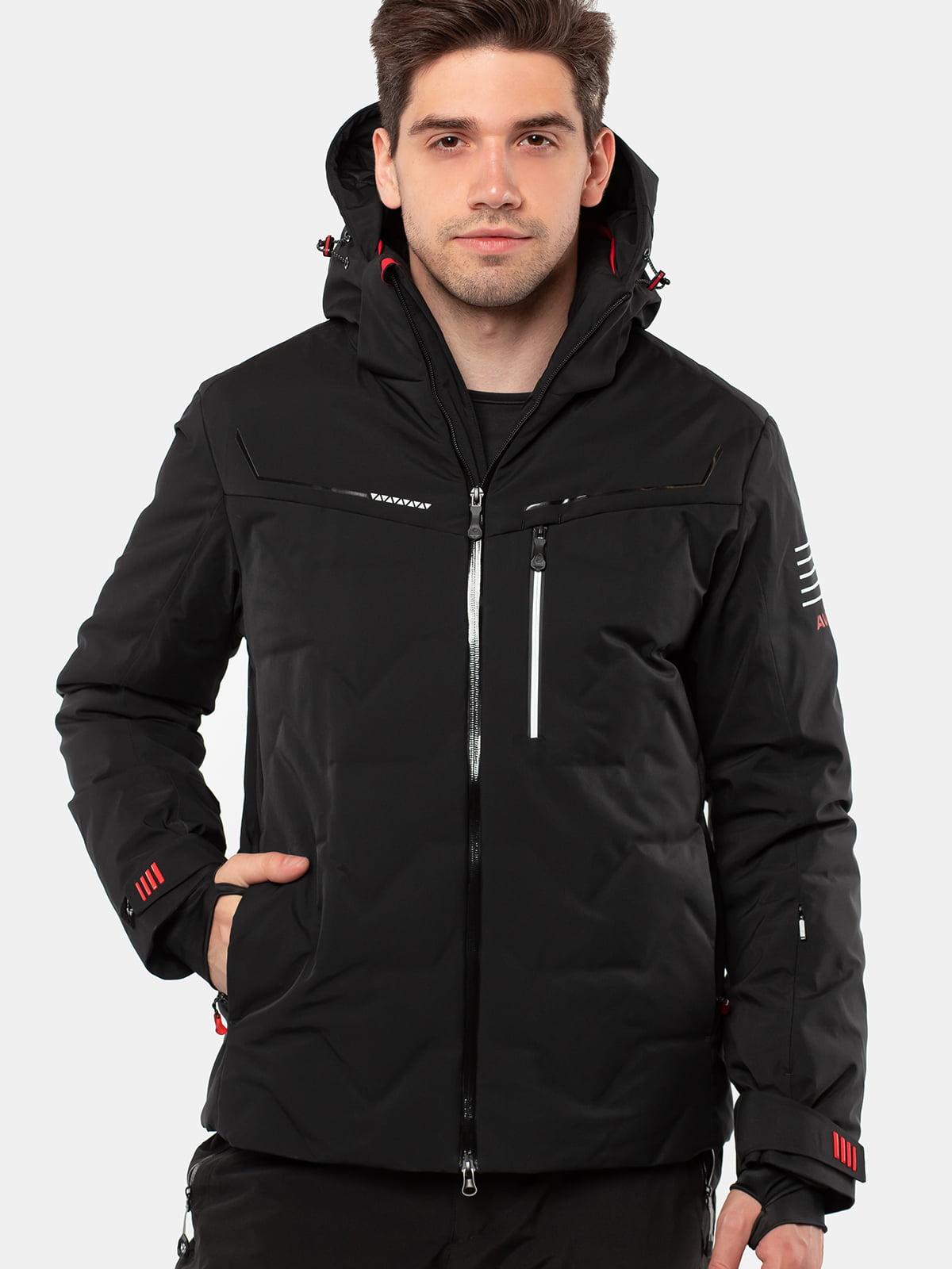 Мужская куртка черный | 5563330