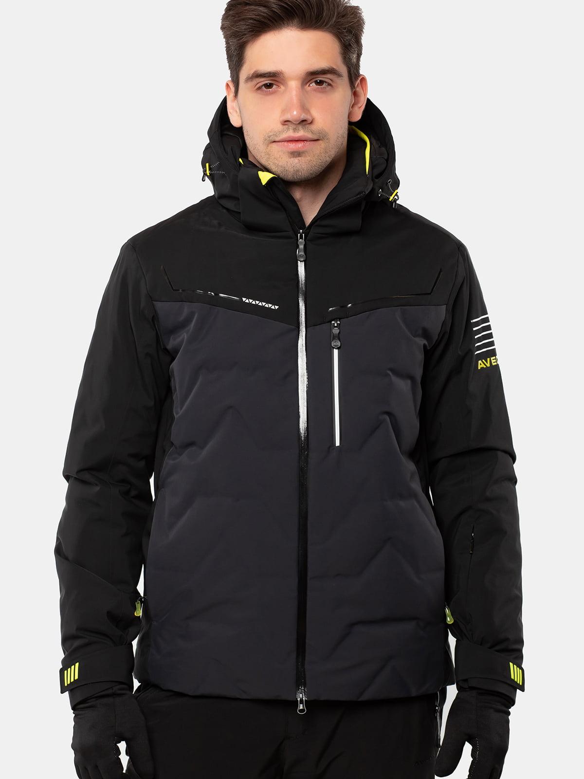 Куртка темно-серая | 5563331