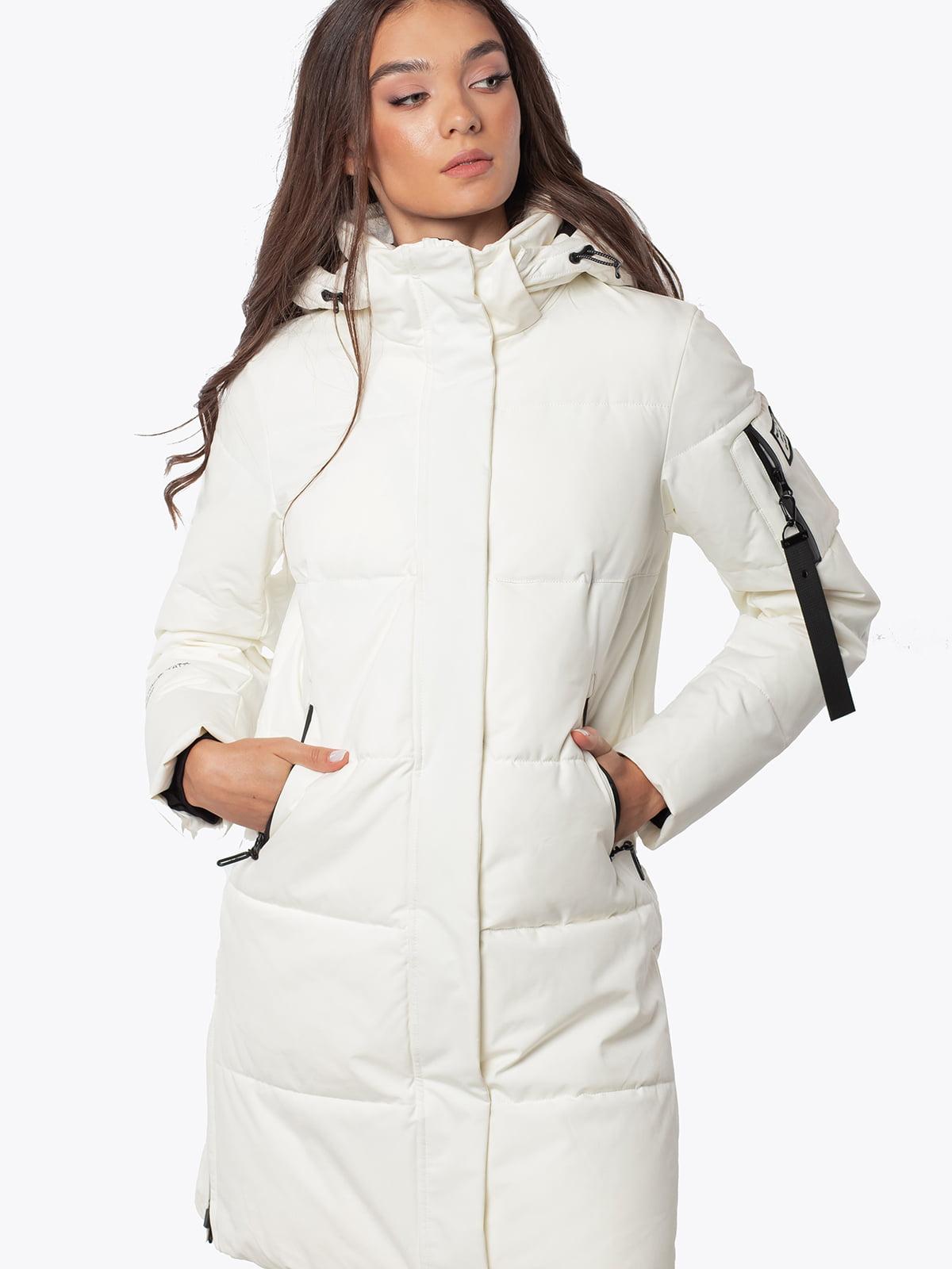 Куртка біла   5563355