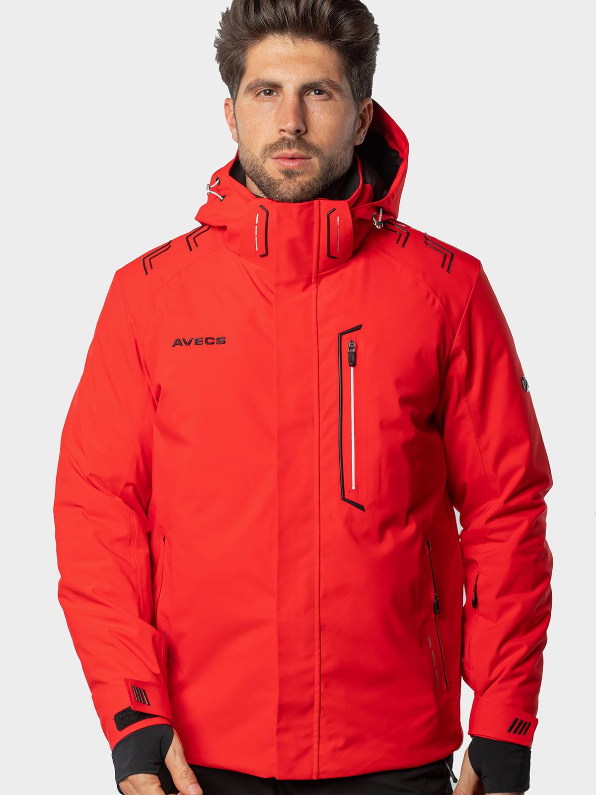Куртка красная | 5563336