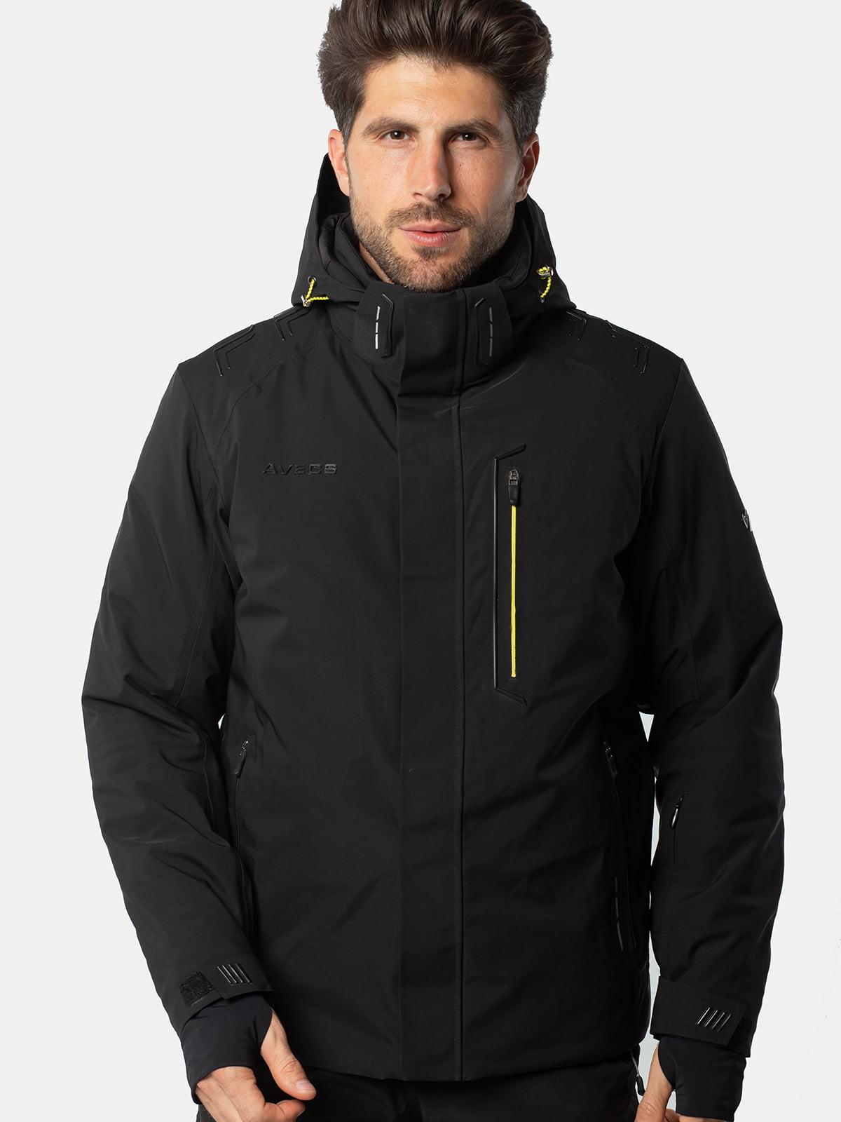 Куртка чорна   5563338