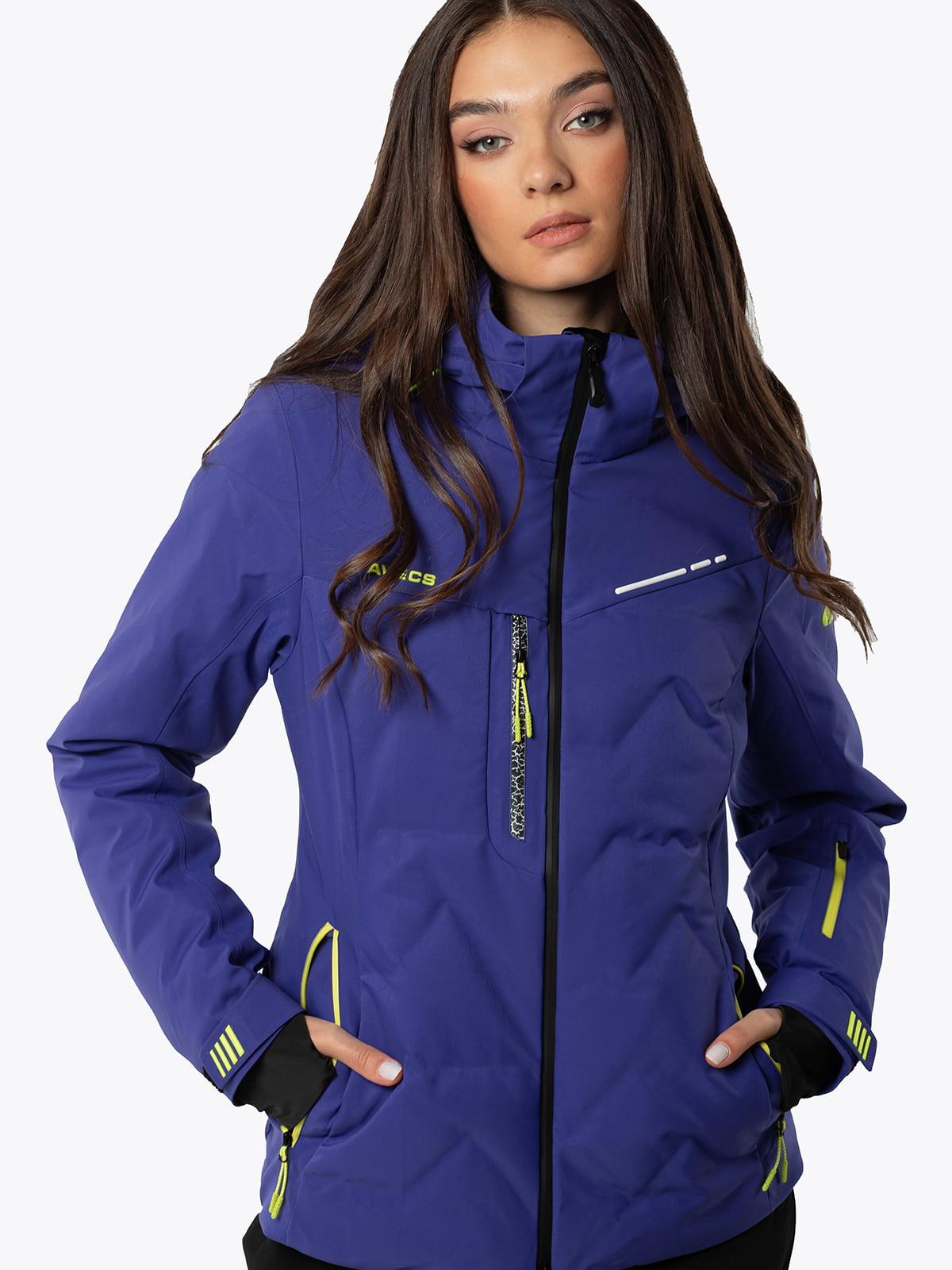 Куртка фиолетовая | 5563352
