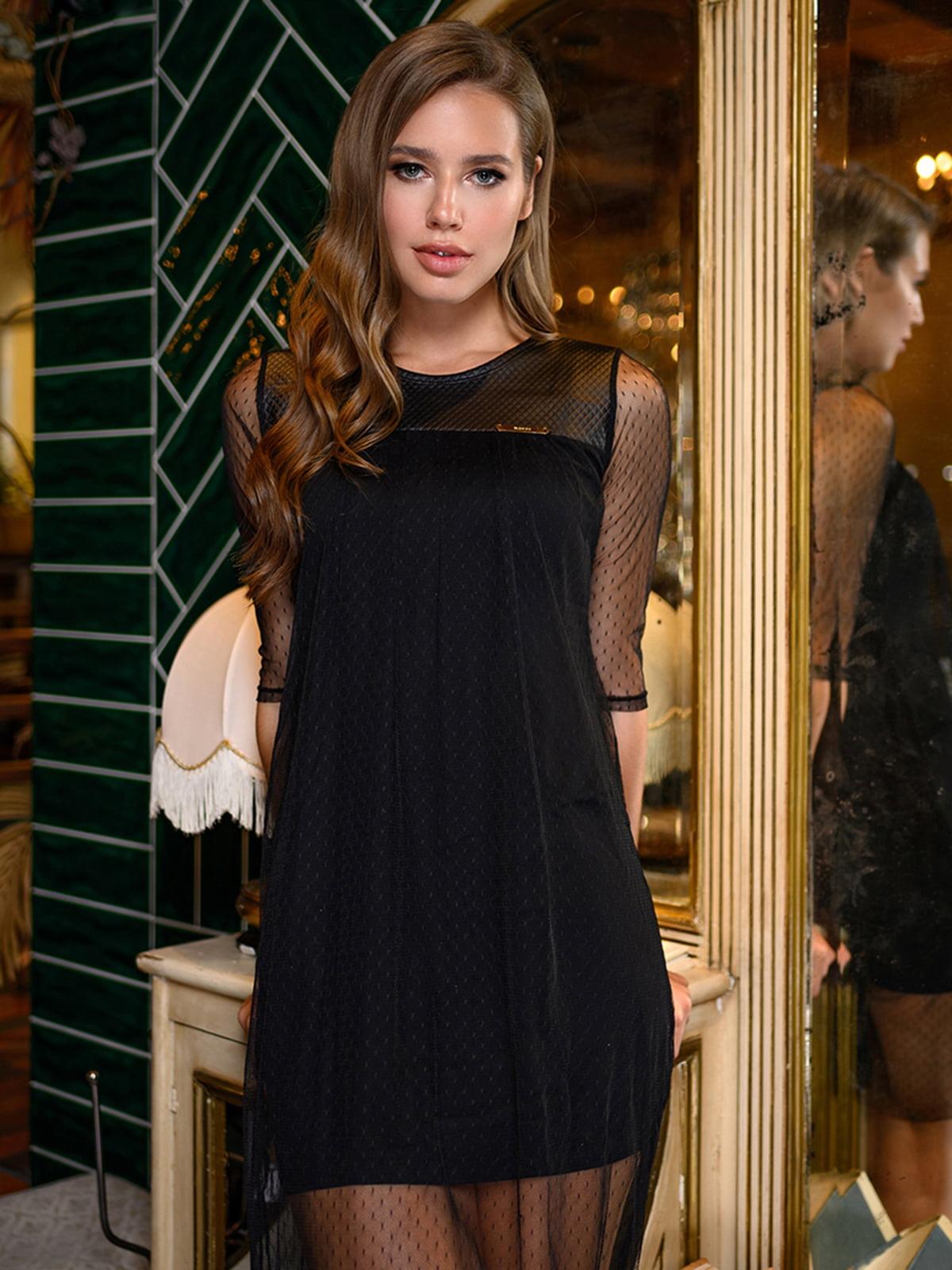 Платье черное | 5564517