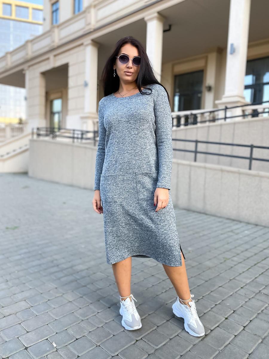 Сукня сіра | 5564525