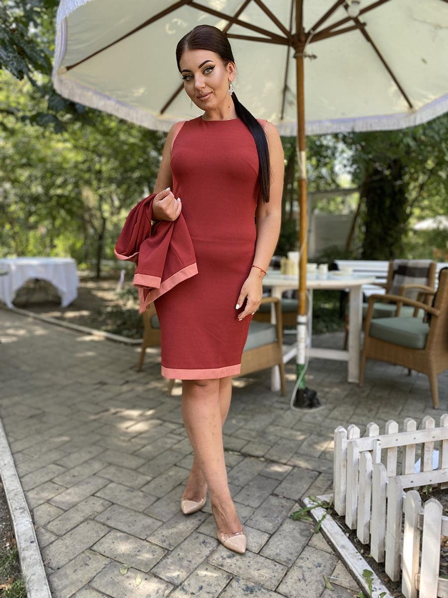 Костюм: платье и жакет | 5564914