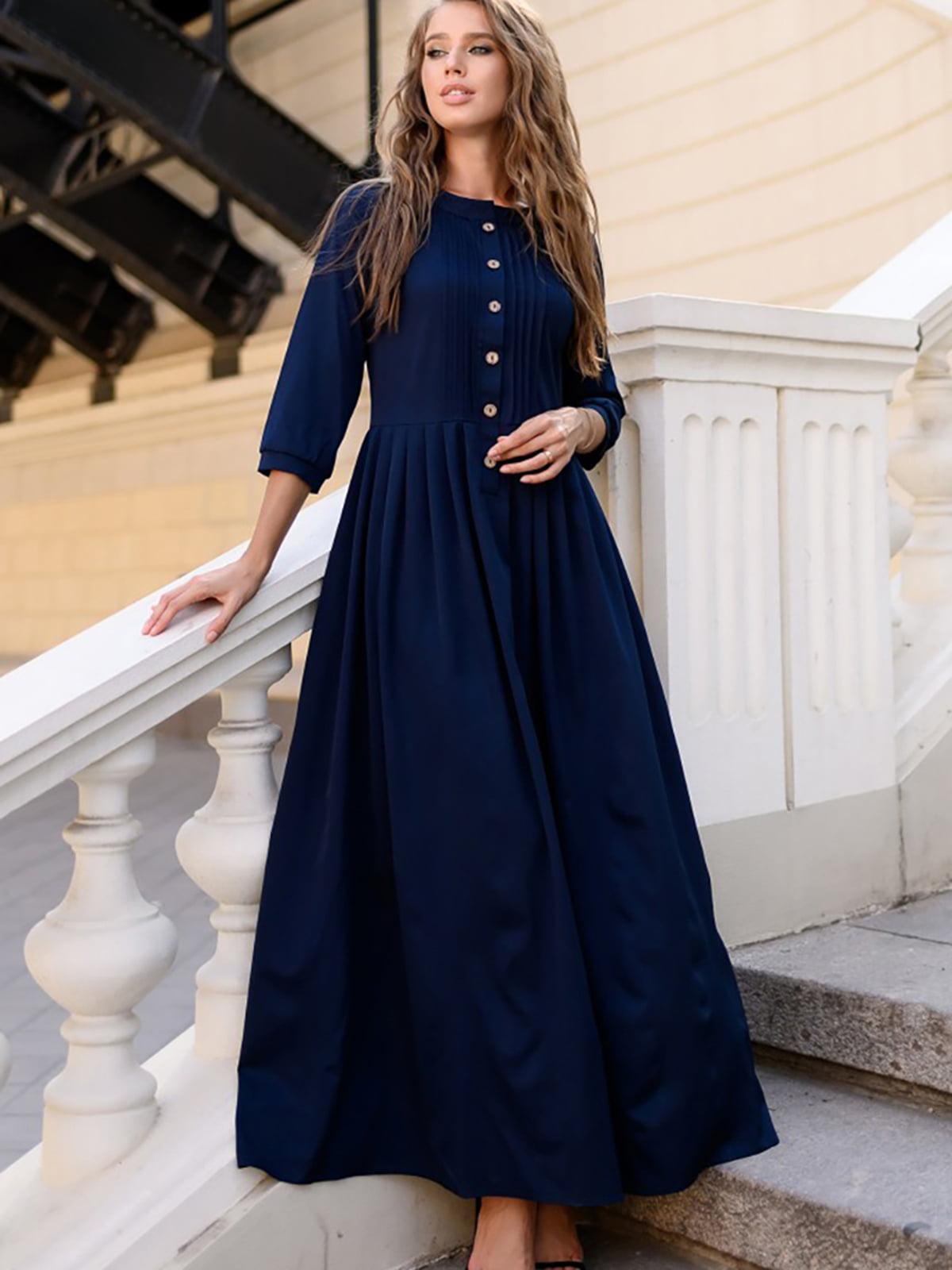 Сукня синя   5564945
