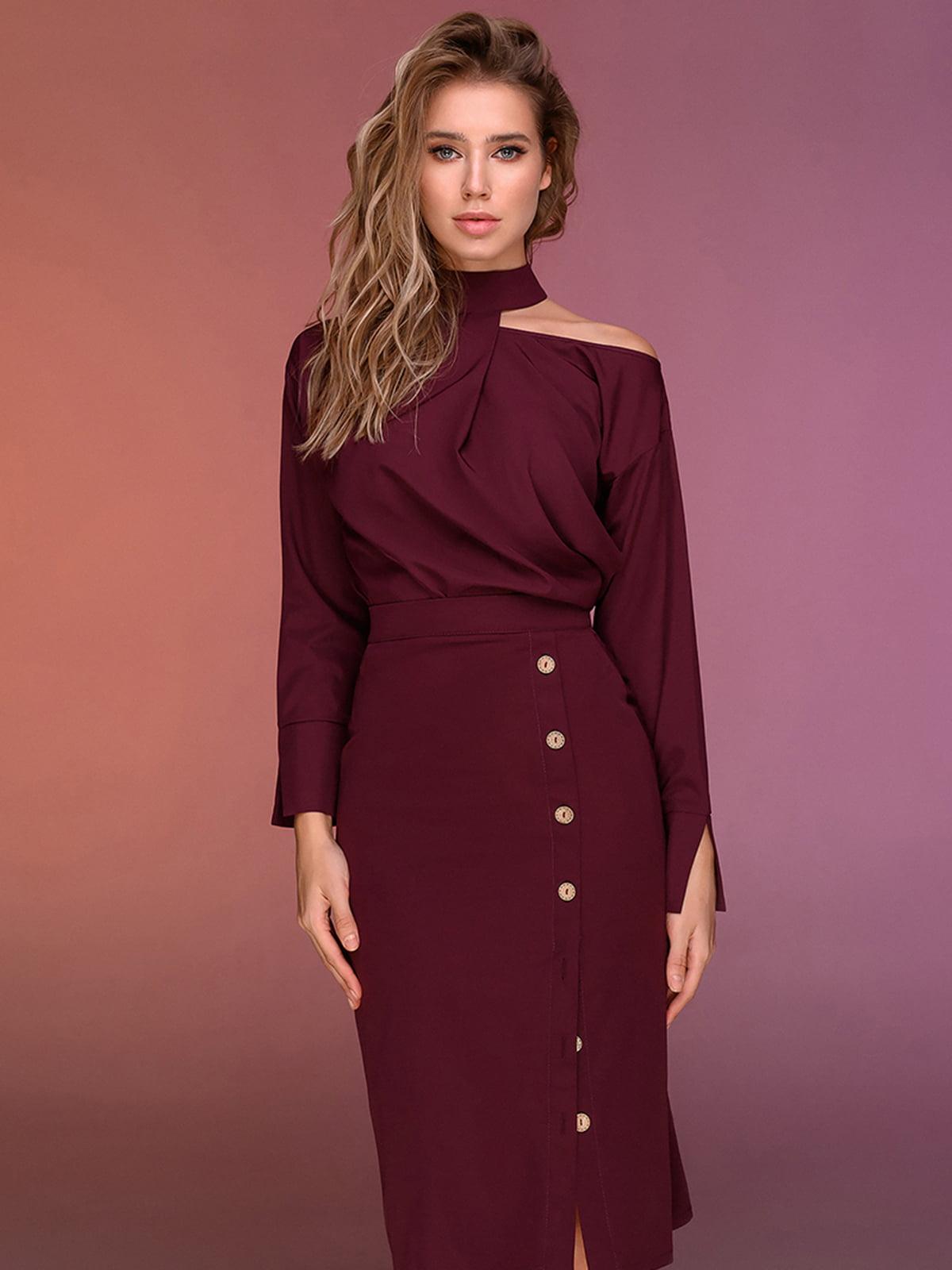 Комплект: юбка и блуза | 5564947