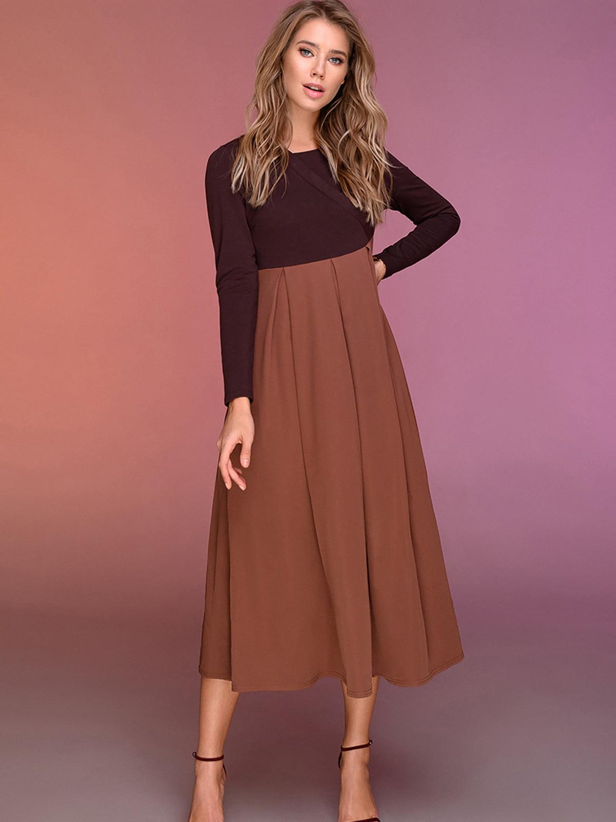 Сукня двокольорова | 5564963