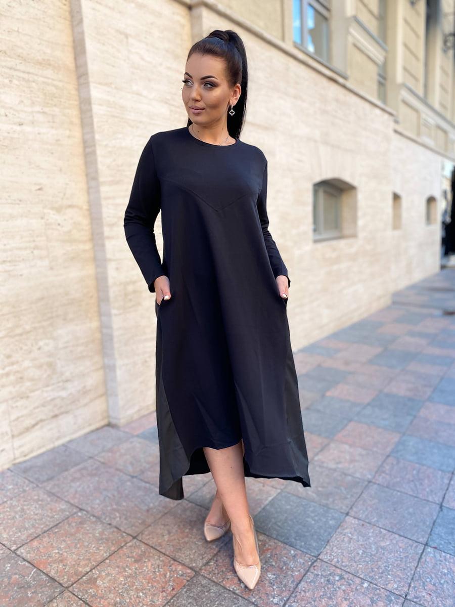 Платье черное | 5564402