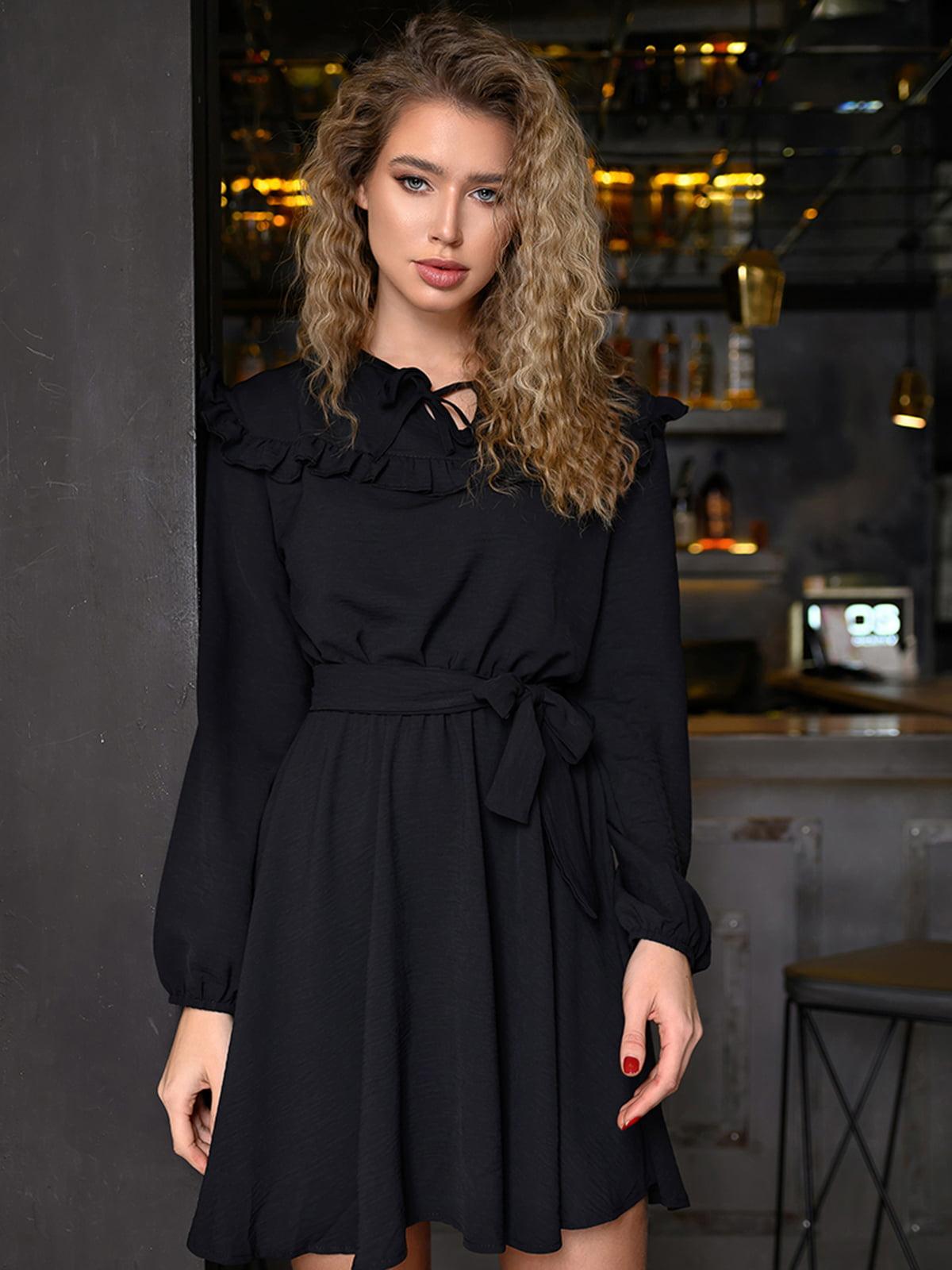 Сукня чорна | 5564409