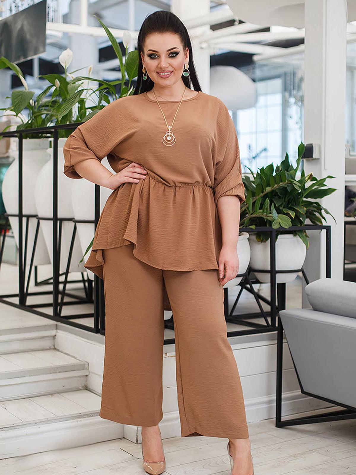 Костюм: блуза и кюлоты | 5564421