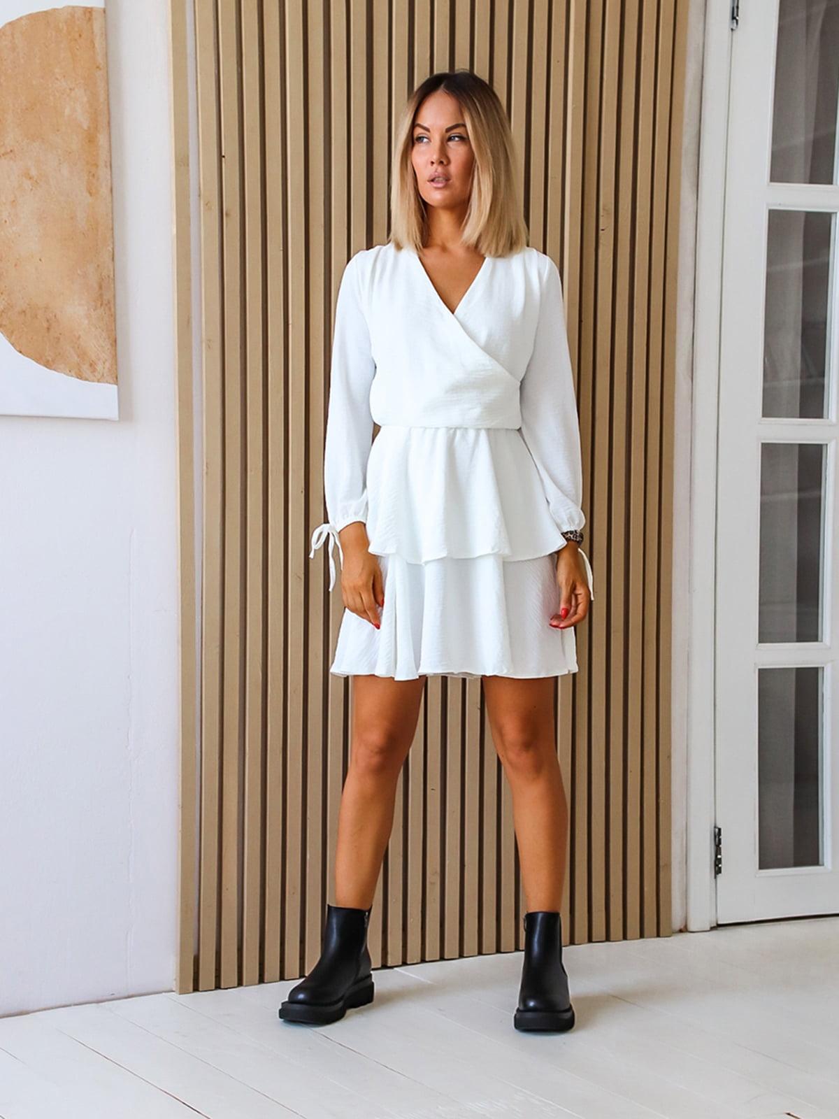 Платье белое | 5564433