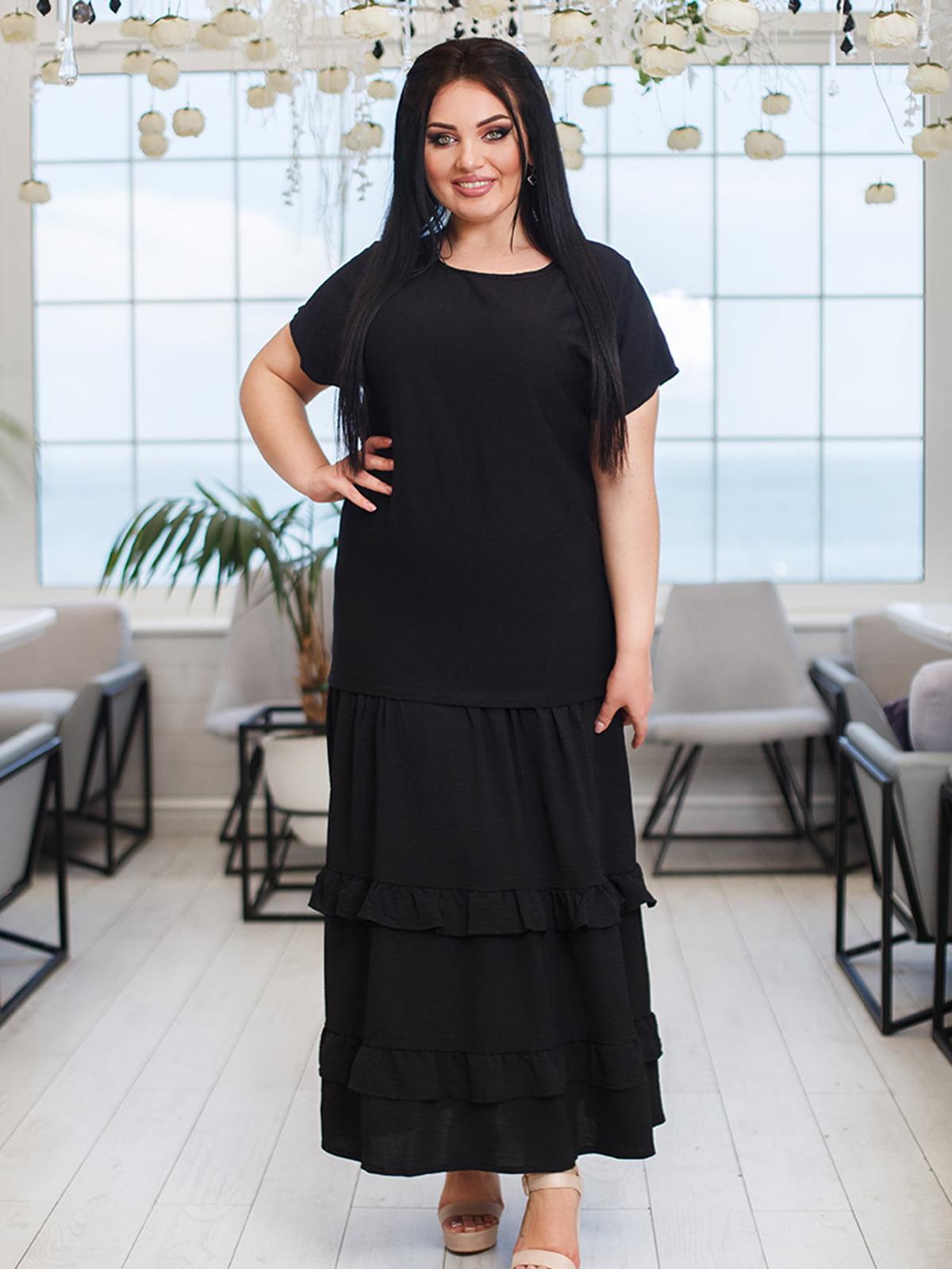Платье черное | 5564449