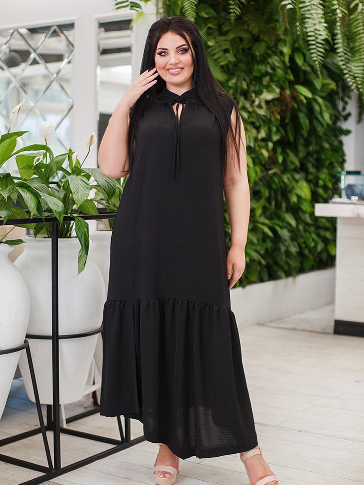 Платье черное | 5564451