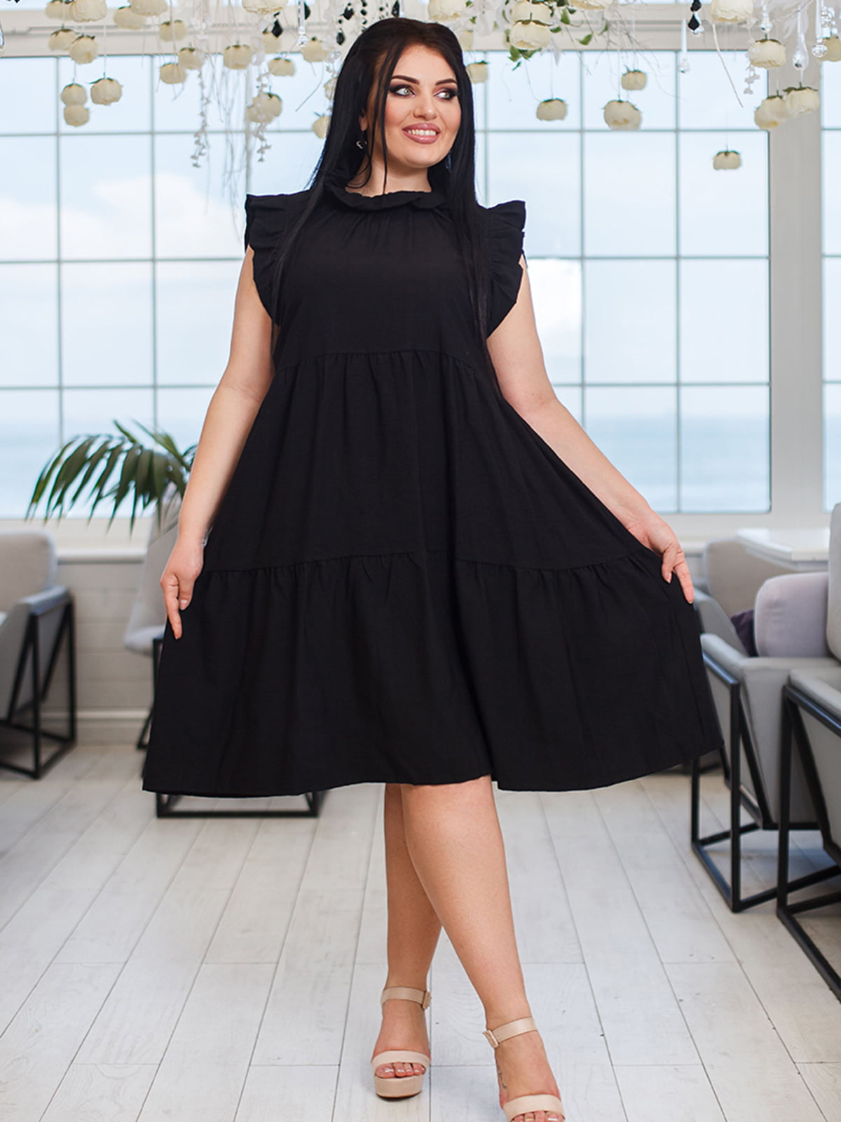 Сукня чорна | 5564455